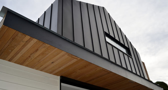Zinc Cladding and Roofing from RAC Specialist