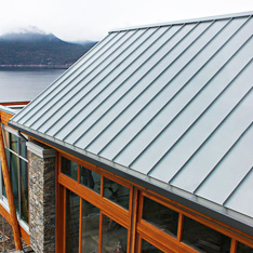 Zinc Roofing by RAC Specialist