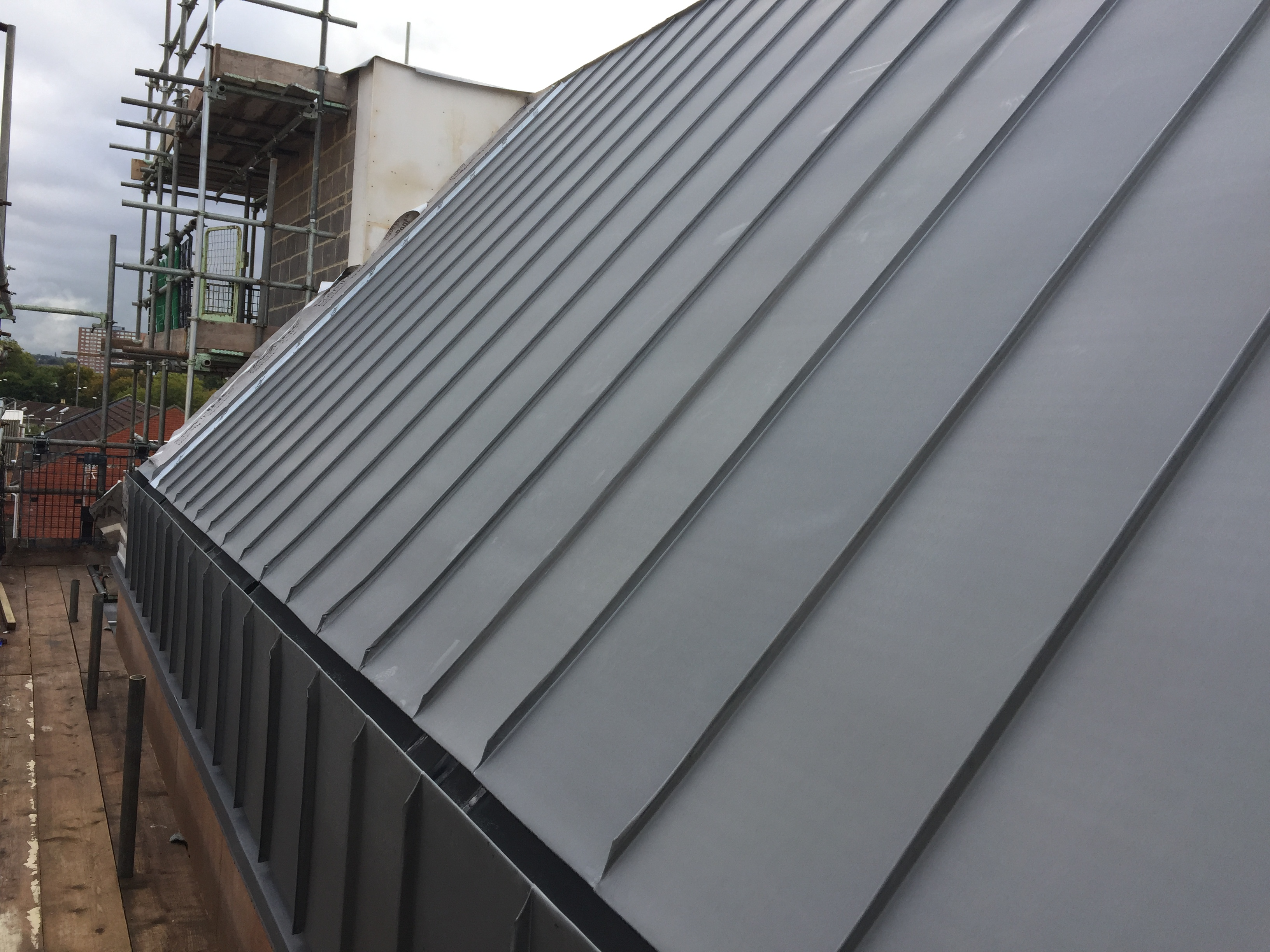 Orange St Bristol Roofing Amp Cladding Specialist